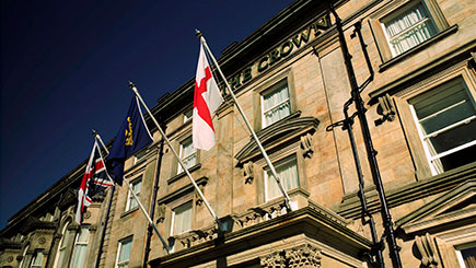 Two Night Hotel Escape for Two at The Crown Hotel Harrogate