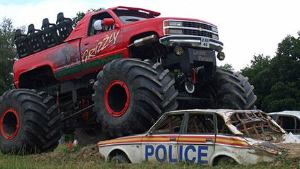 Monster Truck Thrill