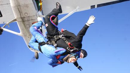 7 000 Feet Tandem Skydive