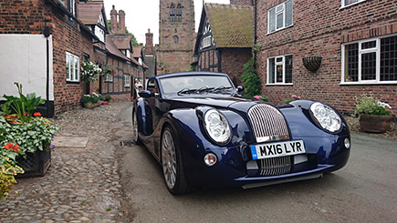 Morgan Aero 8 Weekday Hire