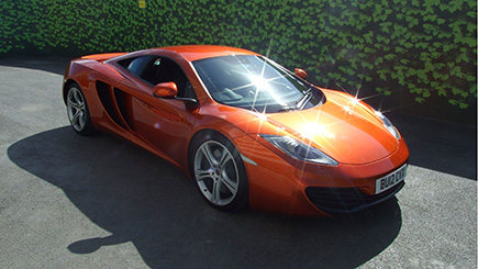 Elite Supercar for the Weekend