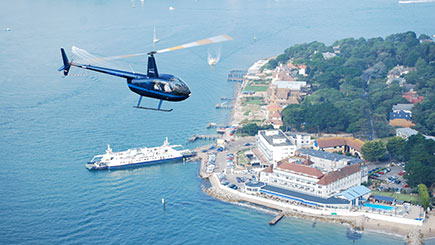 20 Minute Helicopter Tour of the Dorset Coast
