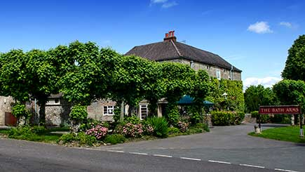 Country House Escape for Two at The Bath Arms, Wiltshire