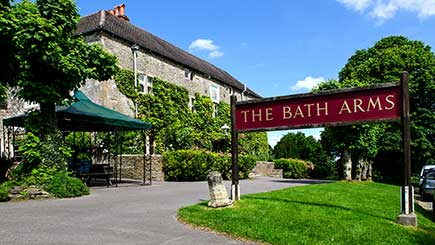 Two Night Country House Escape for Two at The Bath Arms