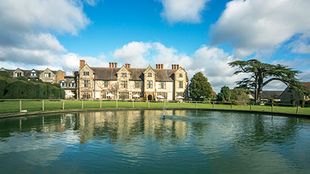 Overnight Stay with Breakfast for Two at Billesley Manor Hotel