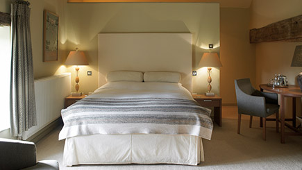 Two Night Stay with Breakfast for Two at Billesley Manor Hotel