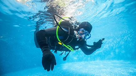 Scuba Diving In Hampshire