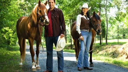 Western Horse Riding Experience for Two