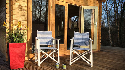 Two Night Weekday Lodge Break for Two in Dorset