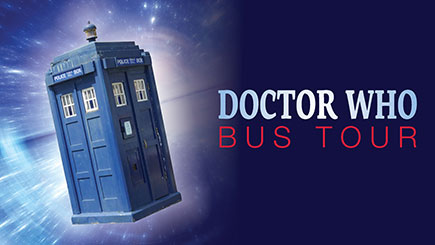 Doctor Who Cardiff Bus Tour for Two