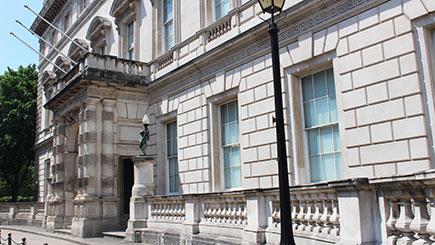 Downton Abbey London Walking Tour for Two