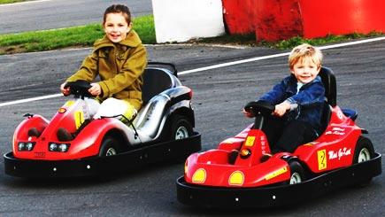 Kids Outdoor Go Karting in Kent