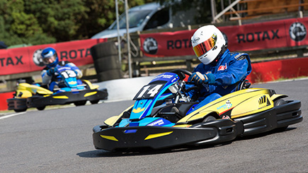 Extended Outdoor Karting