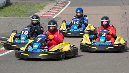Outdoor Grand Prix Karting