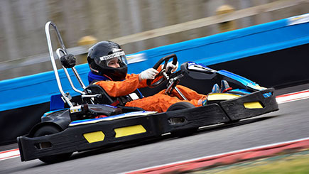 Junior Outdoor Karting