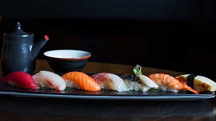 Sushi and Sake Masterclass for Two at Buddha-Bar London