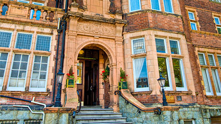Hotel Escape with Dinner for Two at Burlington Hotel, Kent