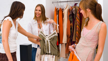 Two Hour Personal Shopping Experience with a Be Styled UK Stylist