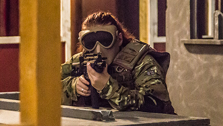 Ultimate Airsoft In London For Two