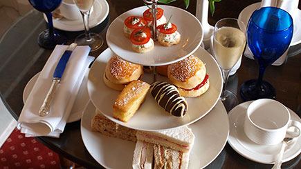 Prosecco Afternoon Tea for Two at The Beechwood Hotel