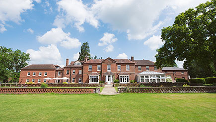 Two Night Hotel Escape for Two At Bartley Lodge, Hampshire