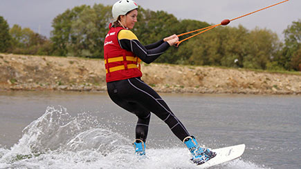 Introduction To Wakeboarding For Two In Bedfordshire