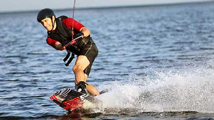 Introduction To Wakeboarding In Bedfordshire