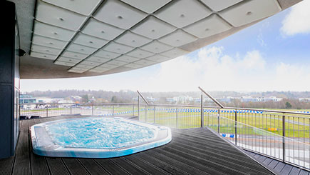 Spa Day with 50 Minute Treatment and Afternoon Tea at Brooklands Hotel