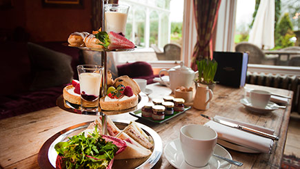 Luxury Spa Day and Afternoon Tea for Two at Bannatyne Charlton House
