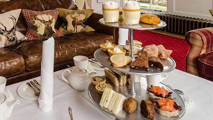 Champagne Afternoon Tea With Garden Entry At Saltmarshe Hall For Two