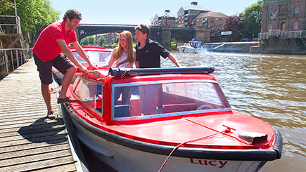 One Hour City Of York Motor Boat Hire