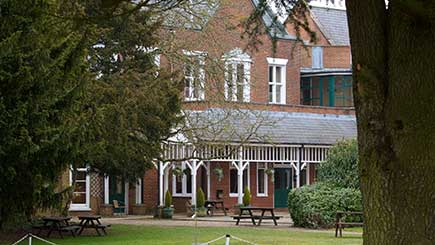 Hotel Escape With Dinner For Two At Stifford Hall Hotel