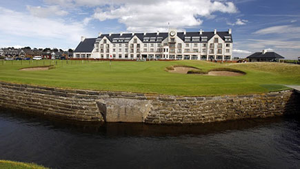Hotel Escape with Dinner for Two at Carnoustie Golf Hotel and Spa