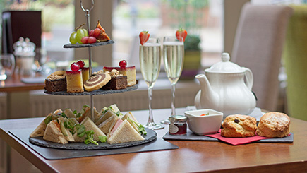 Champagne Afternoon Tea for Two at The Connaught Hotel and Spa