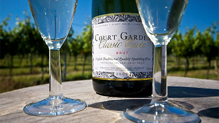 Meet the Winemakers Tour for Two at Court Garden Vineyard