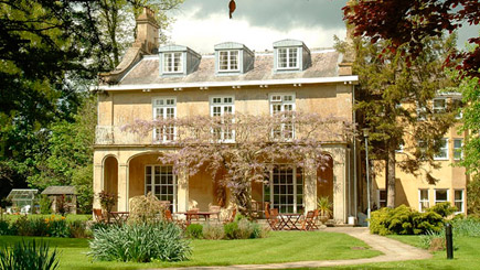 Champagne Afternoon Tea for Two at Chiseldon House