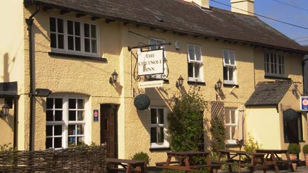Hotel Escape for Two at The Chetnole Inn, Dorset