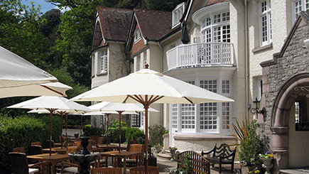 Boutique Escape with Dinner for Two at Chateau La Chaire, Jersey