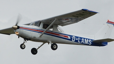 30 Minute Light Aircraft Flight In Swansea  Wales