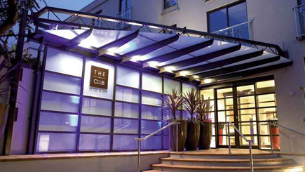 Boutique Escape for Two at The Club Hotel and Spa, Jersey