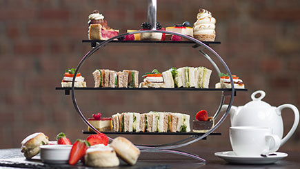 Afternoon Tea for Two at Crowne Plaza Nottingham
