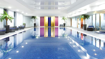 Spa Break For Two At The Crowne Plaza Reading