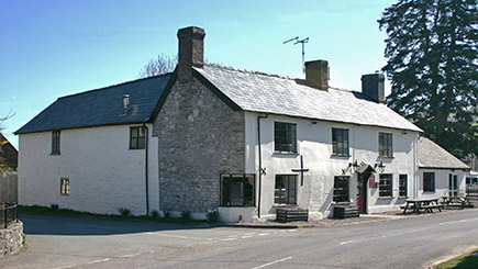 Two Night Hotel Escape for Two at The Crown Inn, Shropshire