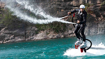 Flyboarding in Gloucestershire