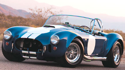 AC Cobra Thrill
