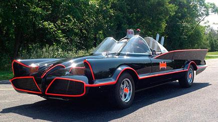 Superhero Car Thrill