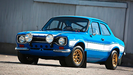 Ford Mk1 Escort RS Thrill