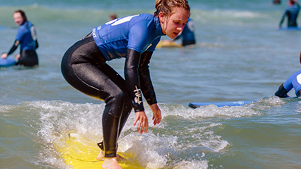 Introduction to Surfing in Devon