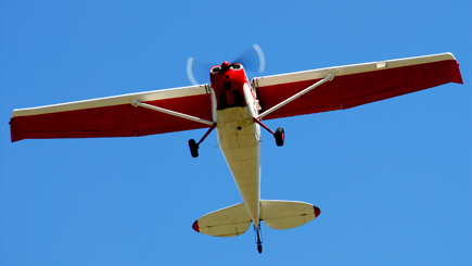 30 Minute Light Aircraft Flight In South Staffordshire
