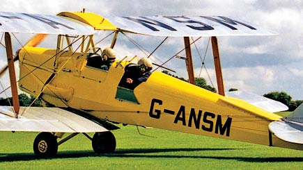 30 Minute Tiger Moth Flight